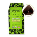 Radico Colour Me Organic Hair Dye Dark Brown