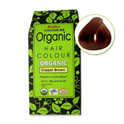 Radico Colour Me Organic Hair Dye Copper Brown